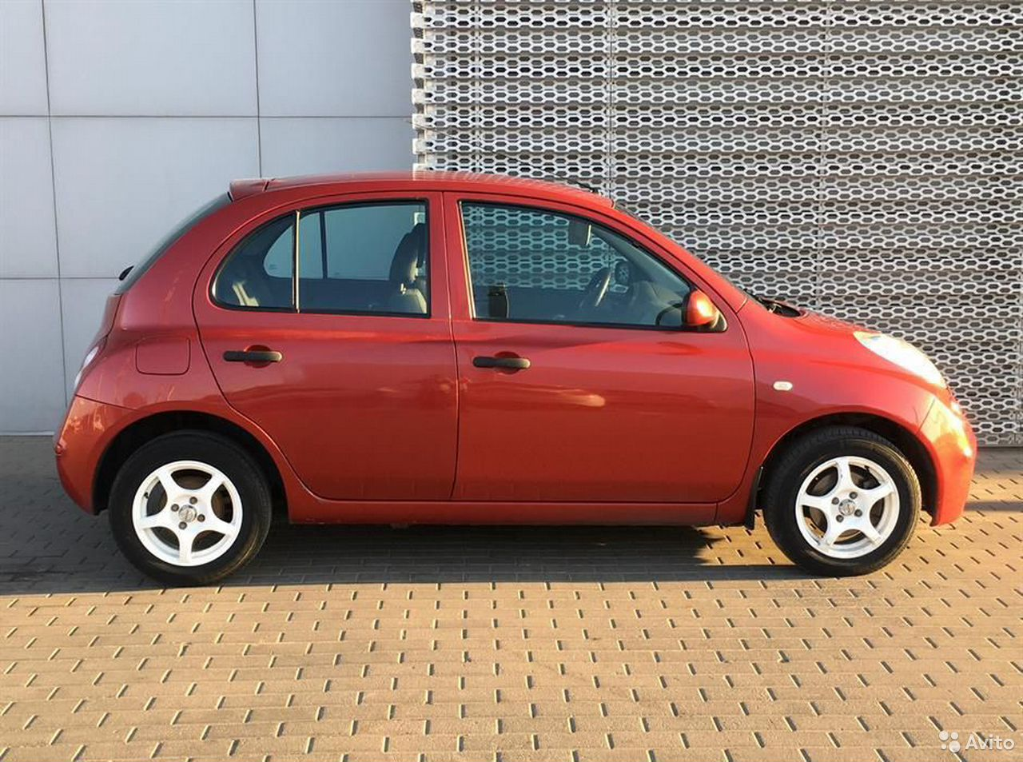 Nissan Micra, 2006  88633330423 купить 4