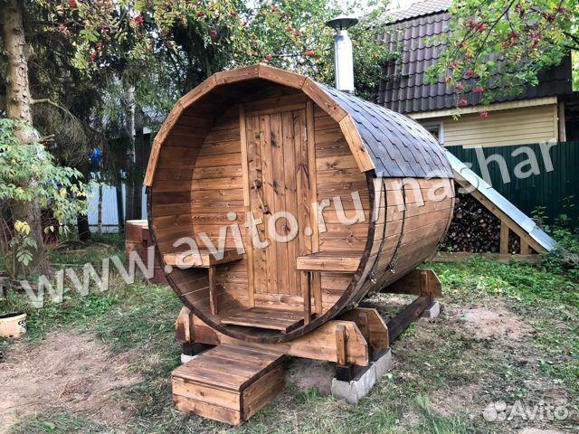 бочка баня сергиев посад