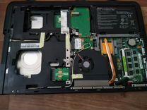 Корпус от ноутбука Asus K50IJ