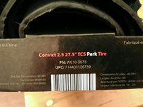 Покрышки WTB convict TCS Park 27.5/2.5пара