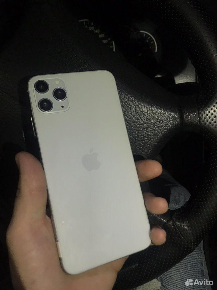 iPhone 11 Pro Max white 512gb  89626159609 купить 1