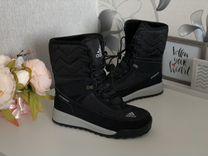 Дутики зимние женские Adidas — Одежда, обувь, аксессуары в Санкт-Петербурге