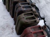 Канистры 20л — Запчасти и аксессуары в Кемерово