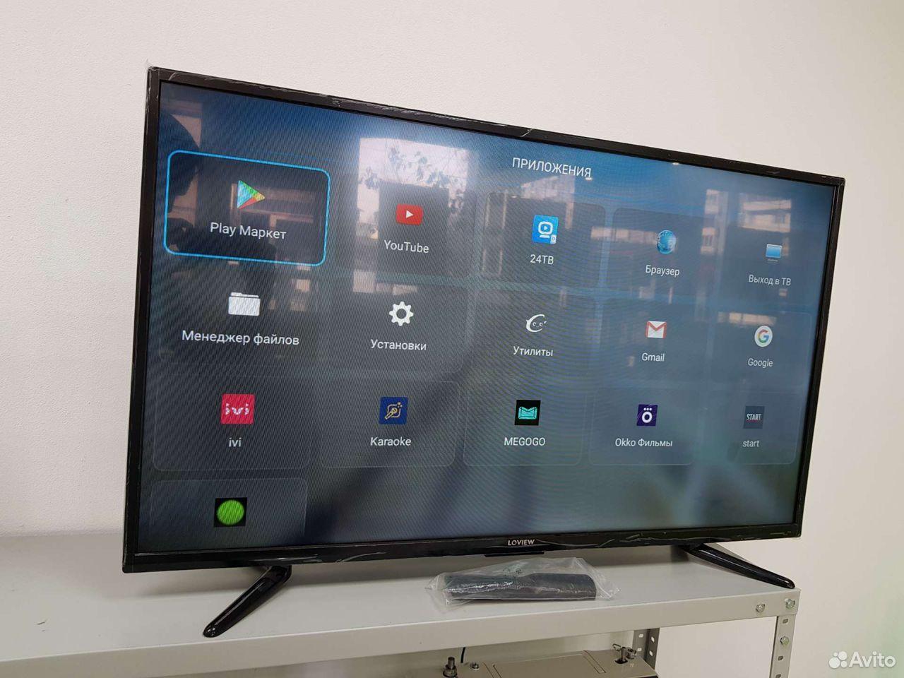 Д7) Телевизор Loview L39F401T2S  89642602386 купить 3