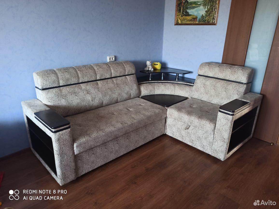 Диван и кресло-кровать  89276673237 купить 3
