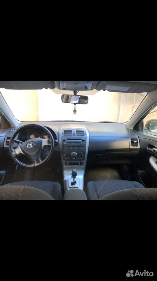 Toyota Corolla, 2008  89285162697 купить 8