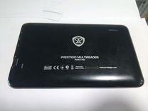 Планшет Prestigio Multireader PER5474BC с дефектом