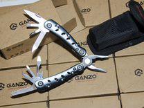 Мультитул Ganzo G101-S с чехлом в коробке новый
