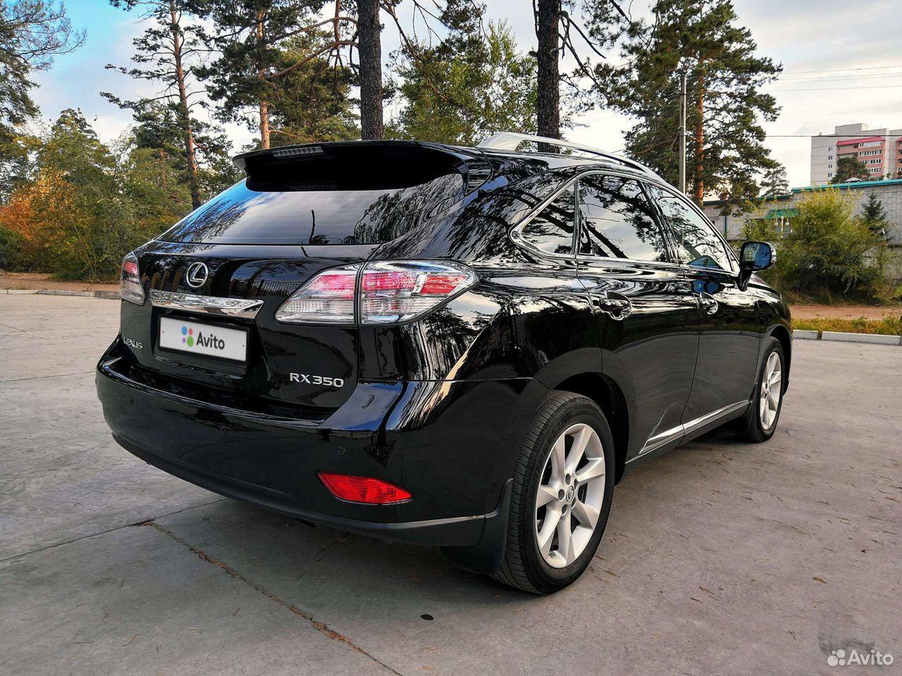 Lexus RX, 2010  89644645961 купить 5