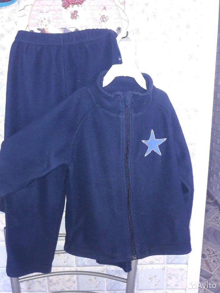 Флисовый костюм  89221182009 купить 1