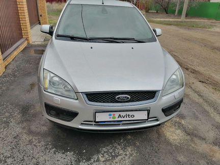 Ford Focus 1.6AT, 2005, 330000км - авторынок - Объявления в Марксе