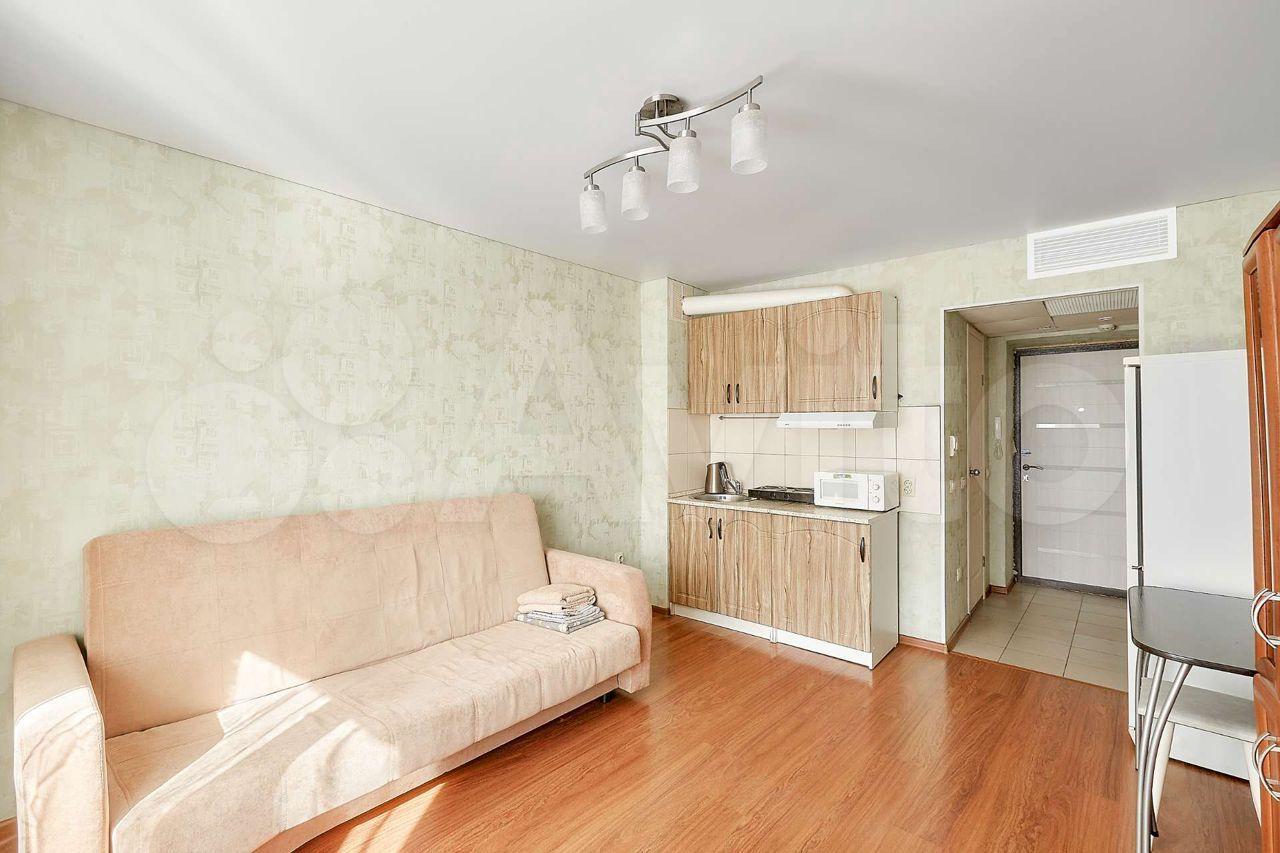 Квартира-студия, 20 м², 11/12 эт.  89924277850 купить 2