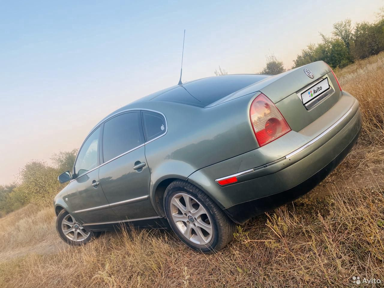 Volkswagen Passat, 2002  89895125805 купить 3