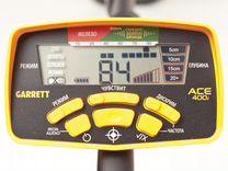 Металлоискатель Garrett ACE 400I в рассрочку