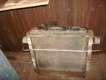 Радиатор на ЗИЛ 5301