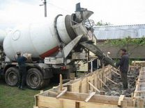 Продажа и доставка бетона
