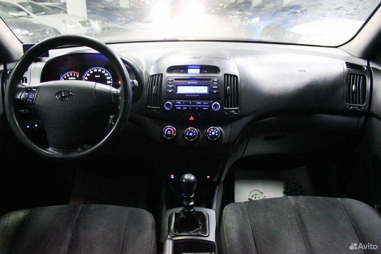 Hyundai Elantra, 2007  83452578874 купить 6