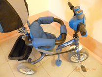Детский трехколесный велосипед triker