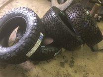 Новые шины 285/60R18 BFGoodrich