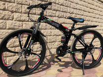 Велосипеды на литых дисках скоростные