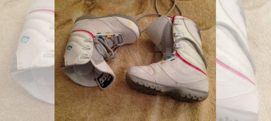 a61c46f11c99 Сноуборд с креплениями и ботинками nitro (детский) купить в Мурманской  области на Avito — Объявления на сайте Авито