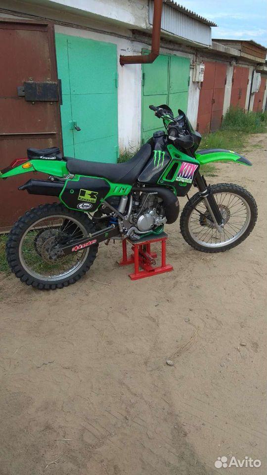 Kawasaki KDX 200 SR  89148303508 купить 1