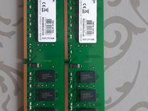 Оперативная память DDR2 2*2Gb