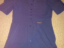 Удлиненная блузка р38-40