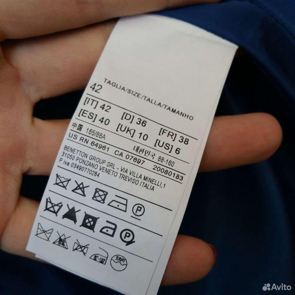 Пальто пиджак Benetton  89101475907 купить 6