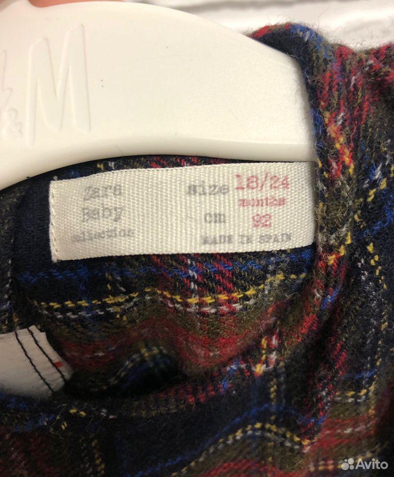 Платье детское теплое Zara 89608210489 купить 3