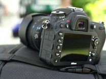 Nikon D7100 и Nikkor17-55 F 2,8 идеальный комплект