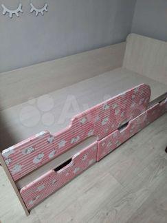Кровать детская - вилт - Объявления в Марксе