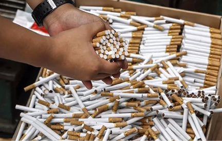работа в одинцове табачные изделия