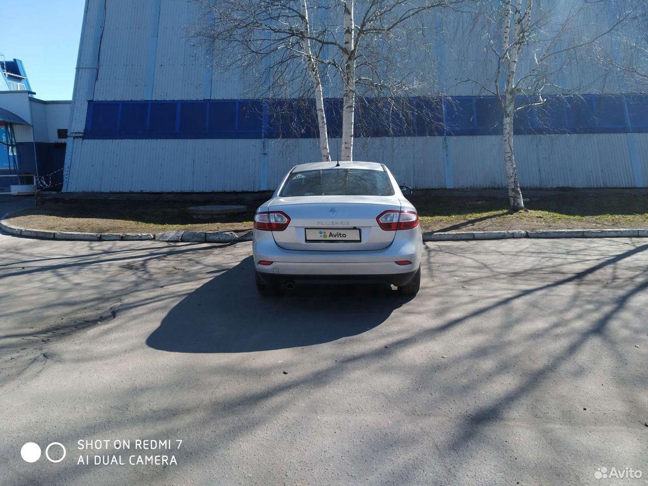 Renault Fluence, 2010  89626653326 купить 2