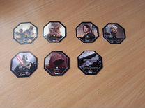 Коллекционные Карточки Звёздные войны