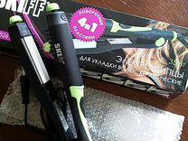 Электорщипцы для укладки волос керамические