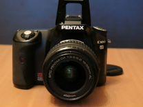 Pentax k100d kit