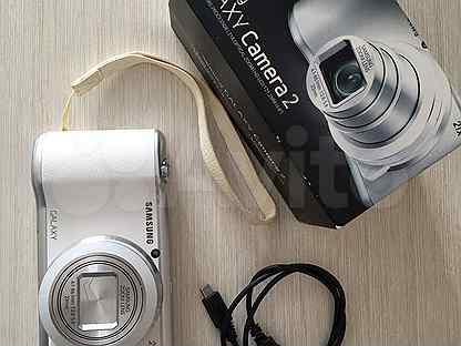 Фотоаппарат Samsung Galaxy Camera 2