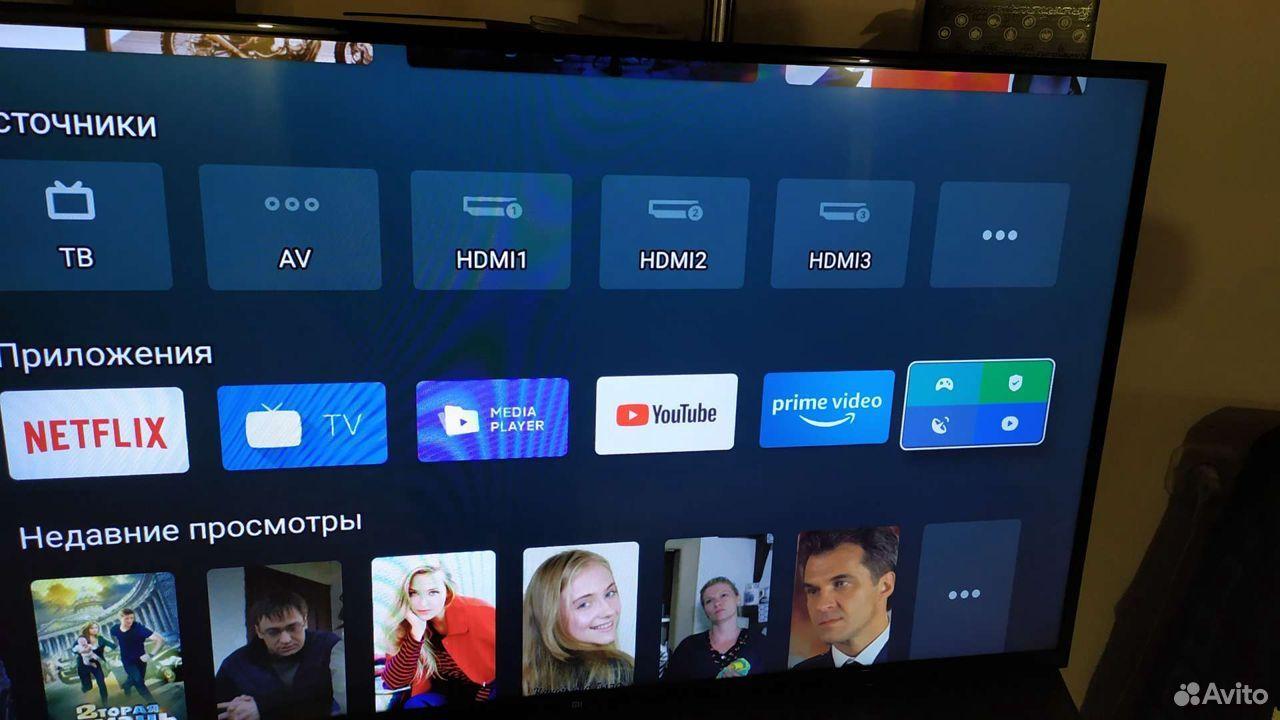 Телевизор Xiaomi Mi LED TV 43  89382034621 купить 5