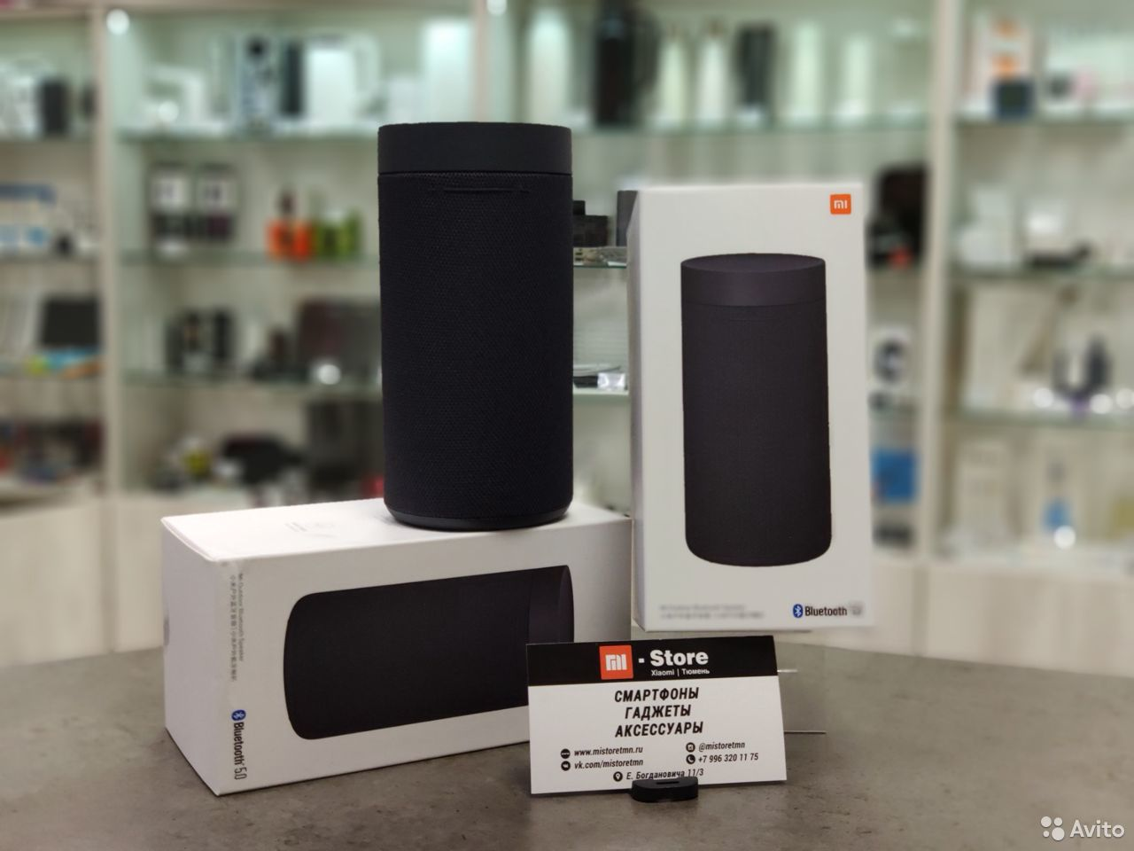 Колонка Xiaomi Mi Outdoor Bluetooth Speaker  89963201175 купить 1