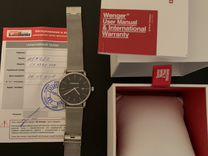 Часы кварцевые Wenger 01.1741.114