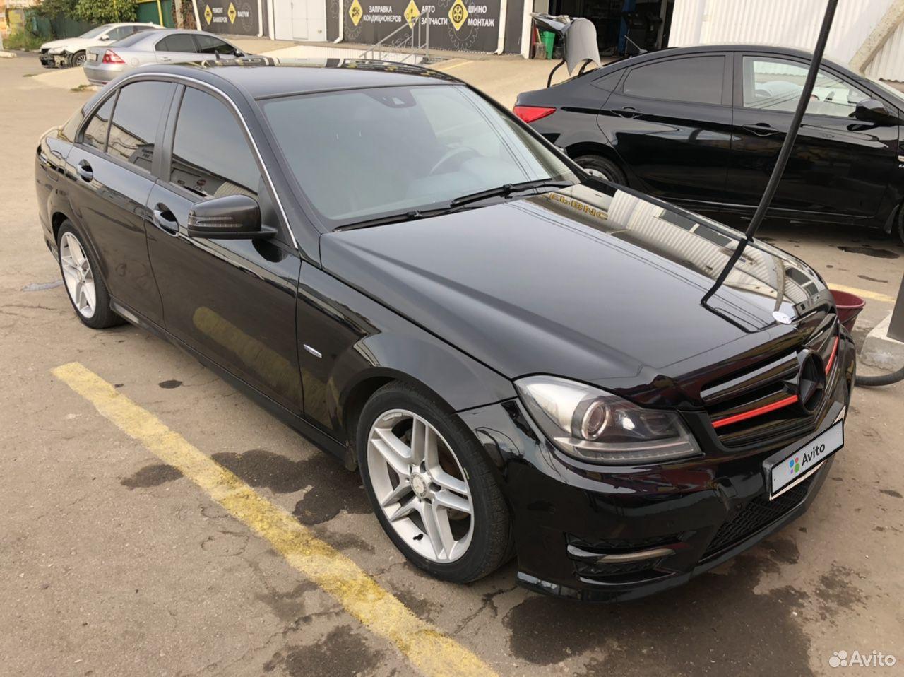 Mercedes-Benz C-класс, 2012  89873750061 купить 1