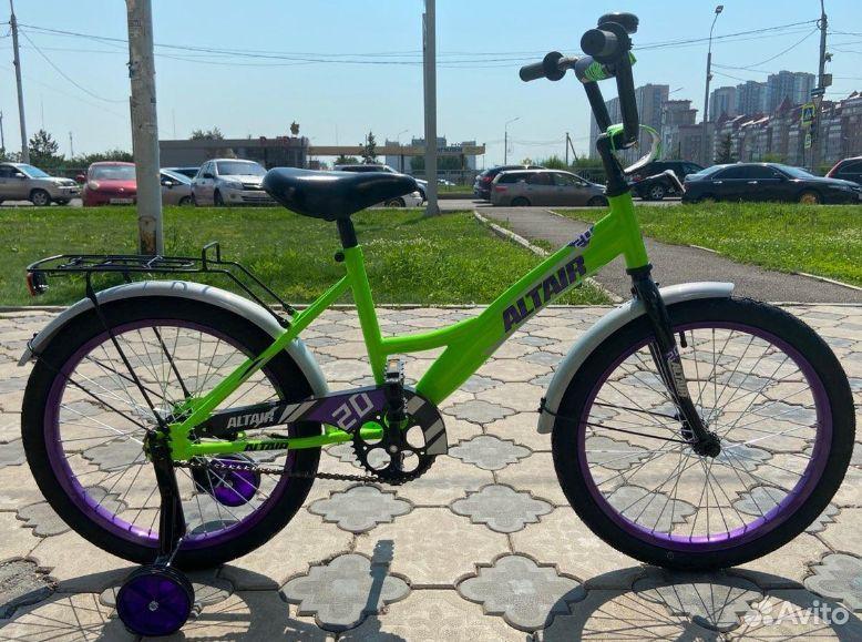 Велосипед Altair 20  89233159000 купить 1