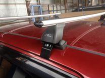 Skoda Fabia багажник на крышу в Краснодаре — Запчасти и аксессуары в Краснодаре