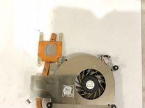 Система охлаждения для ноутбука Asus K50