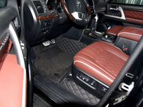 3D коврики в салон # ковры3D в багажник.Toyota#Lex