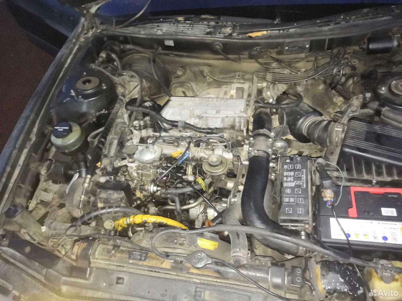 Toyota Vista, 1992  89140203293 купить 8