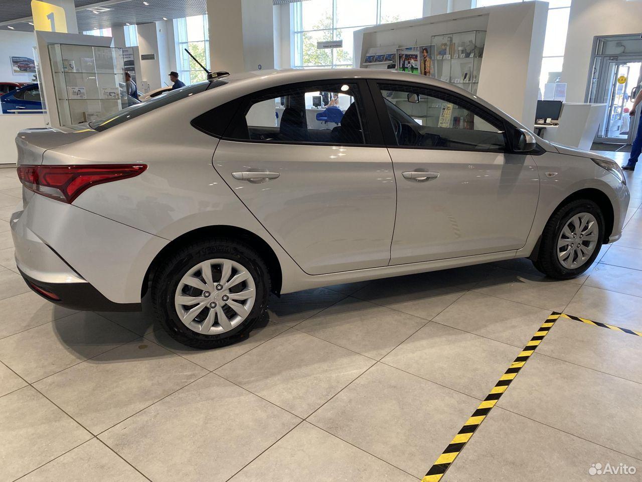 Hyundai Solaris, 2020  84732320096 купить 5