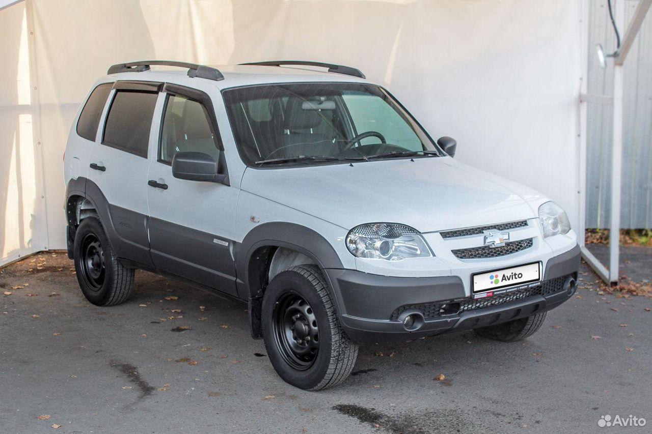 Chevrolet Niva, 2018  83412998008 купить 1