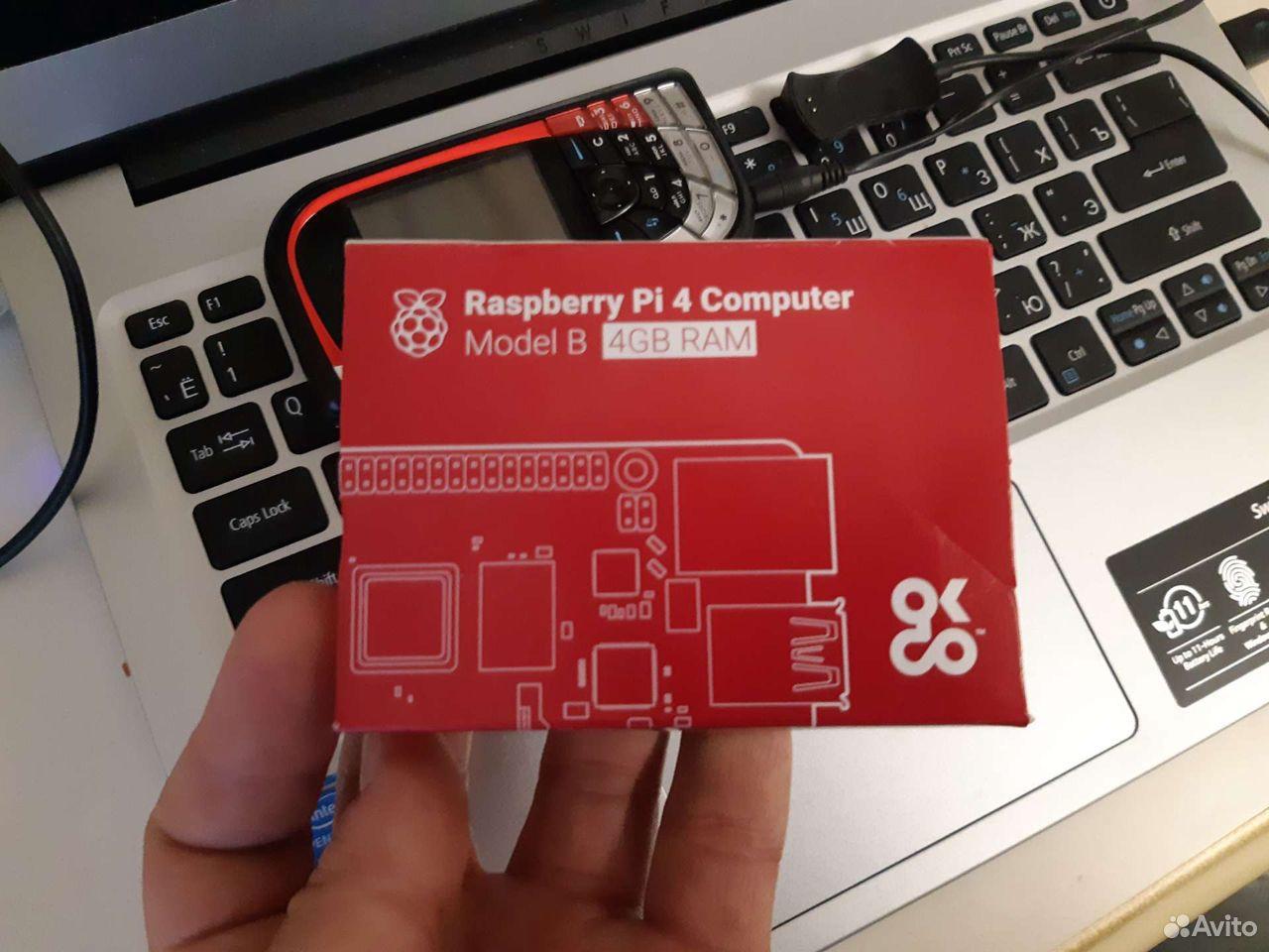Raspberry pi 4b 4гб